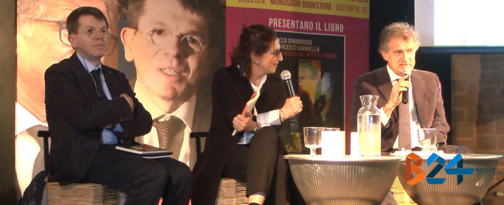 Corruzione, alle Vecchie Segherie dialogo tra procuratore Giannella e sacerdote D'Ambrosio / VIDEO