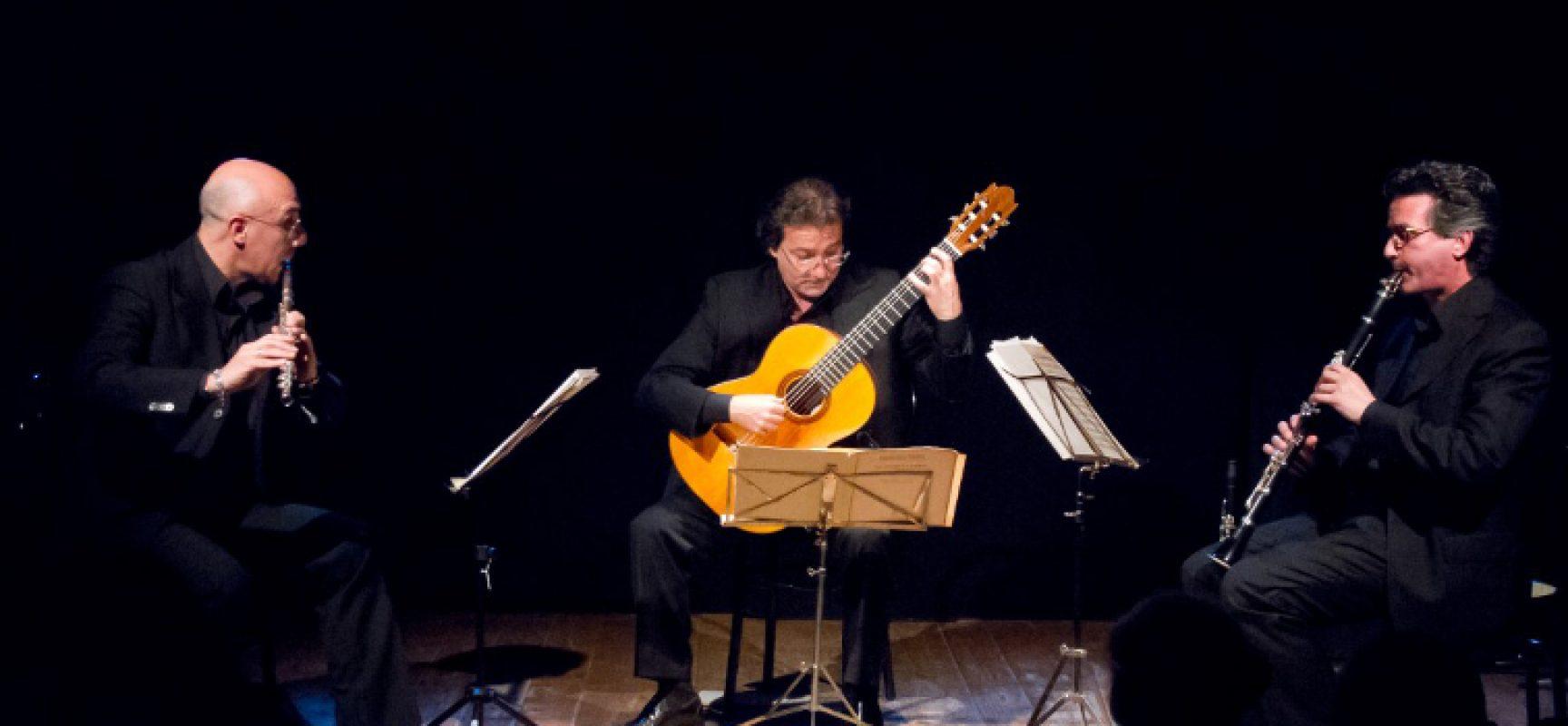 Nuovo appuntamento del Garibaldi/Musica con il Trio Giuliani