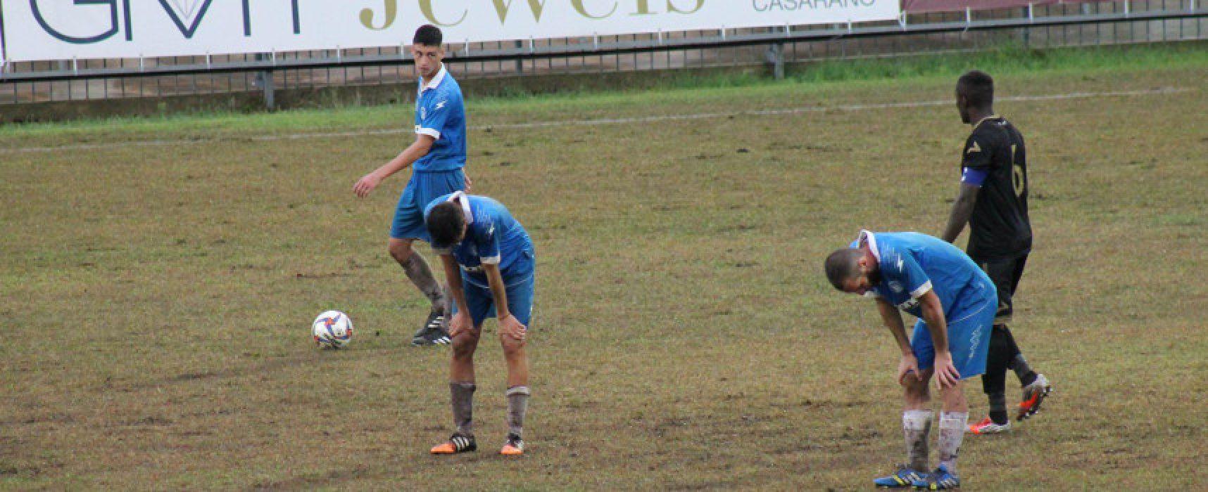 Unione Calcio, sconfitta di rigore a Casarano/VIDEO HIGHLIGHTS