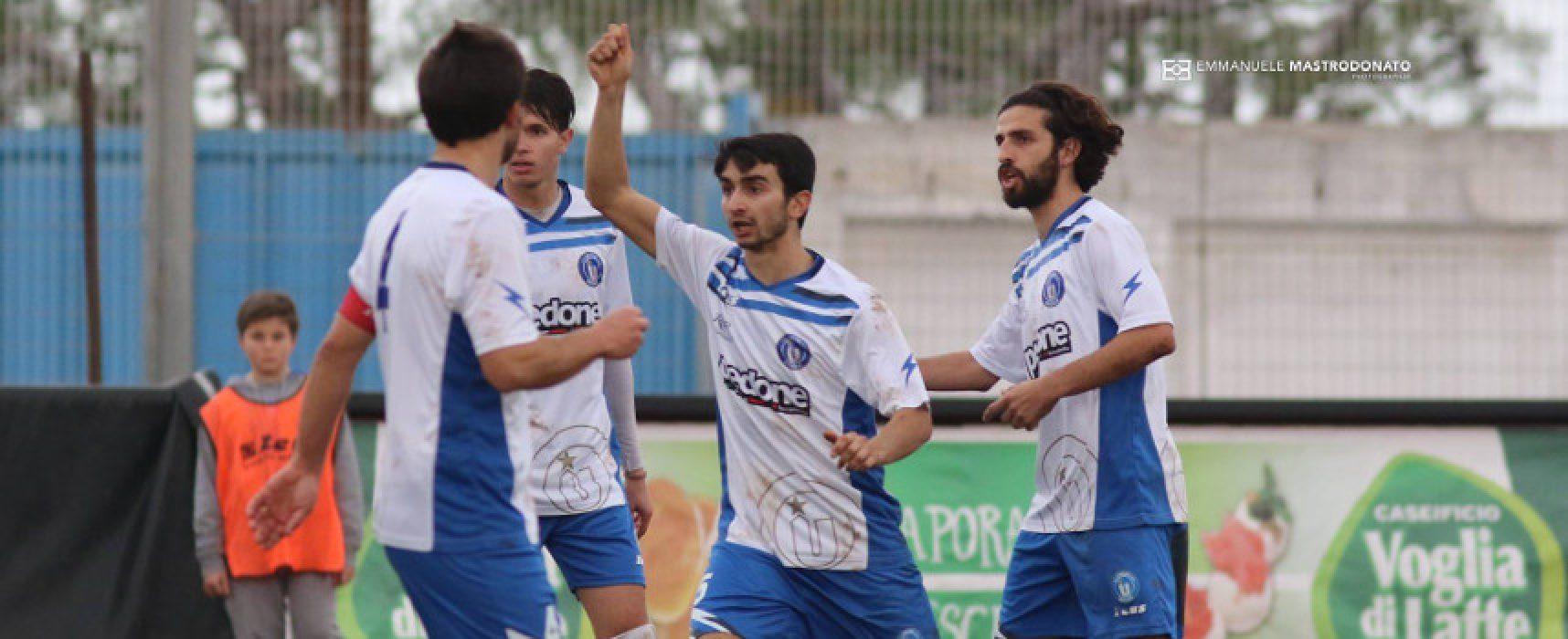 L'Unione Calcio non riesce nell'aggancio, contro l'Otranto è solo pari