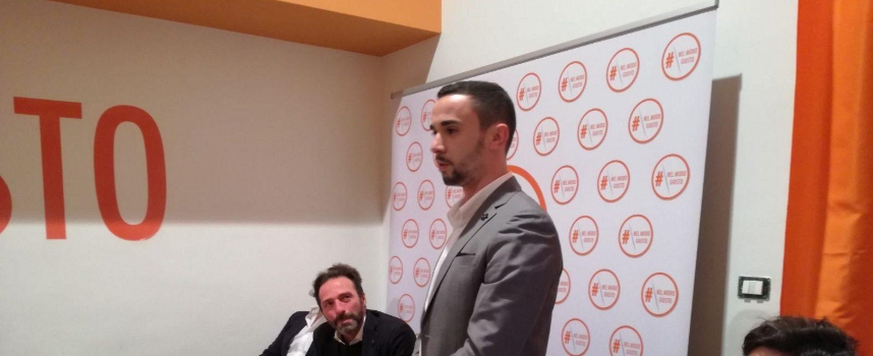 Domenico Baldini si candida consigliere a sostegno di Casella