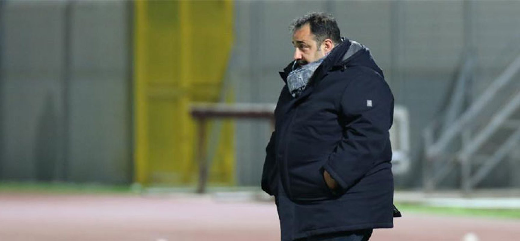 "Bisceglie calcio, Mancini: ""Dà fastidio perdere questa gara"""