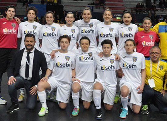 Coppa Italia: il Bisceglie Femminile si ferma sul più bello, sconfitta in finale