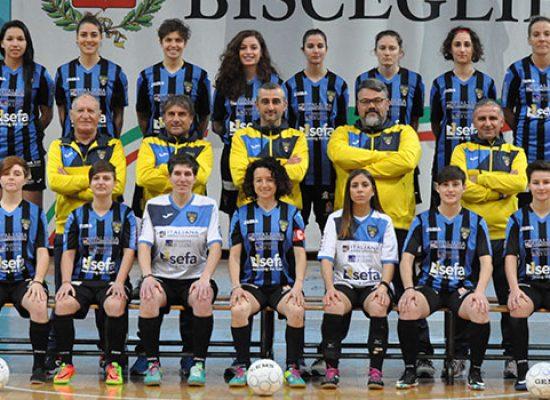 Bisceglie Femminile in finale di Coppa Italia, battuto nettamente il Martina