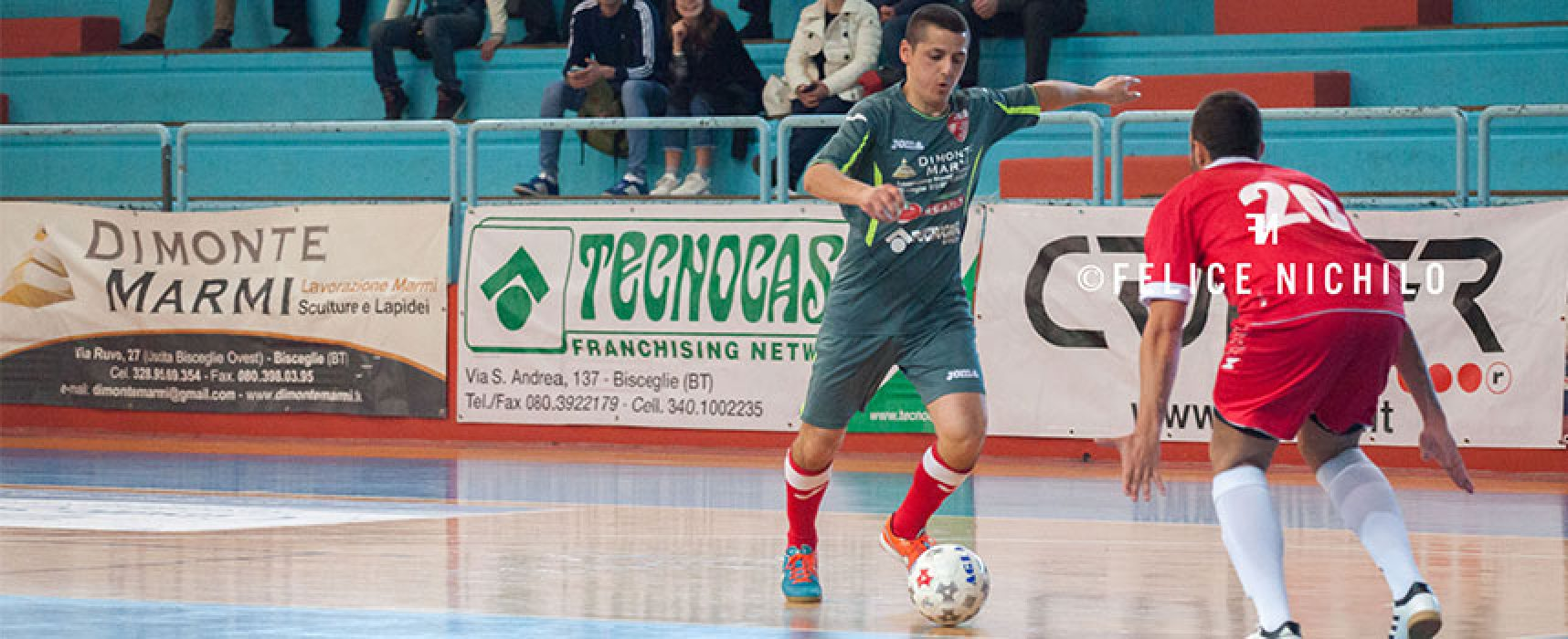 La Diaz corre come un treno, netta vittoria sul Futsal Bat