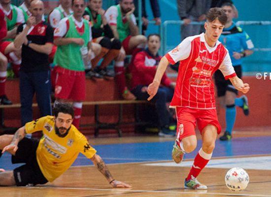 Diaz, in casa del Futsal Win Time ci si gioca il secondo posto