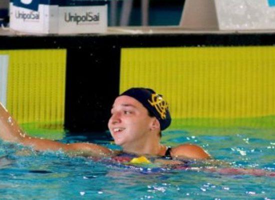 Nuoto, Elena Di Liddo brilla agli Assoluti di Riccione e stacca il pass per gli Europei