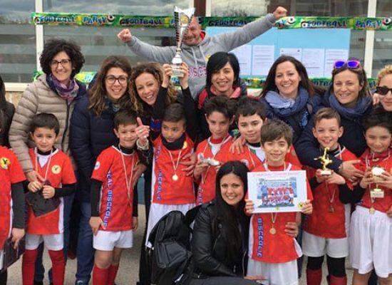 """""""Memorial Giuseppe Baldini"""", il Real Bisceglie si conferma campione / FOTOGALLERY"""