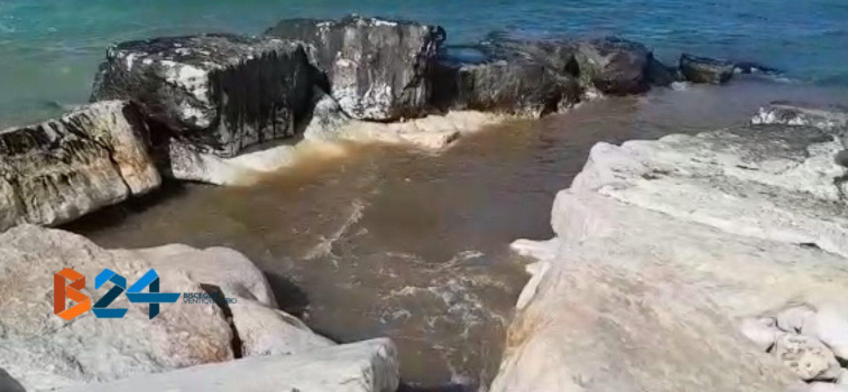 Confermato divieto di balneazione in zona ex Bi Marmi e area portuale