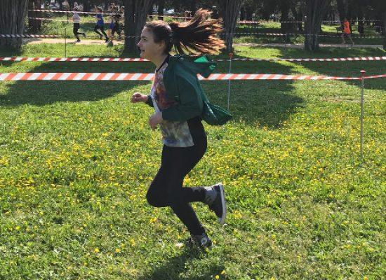 """Campionati studenteschi, buoni risultati per il """"Dell'Olio"""" nella corsa campestre / FOTO"""