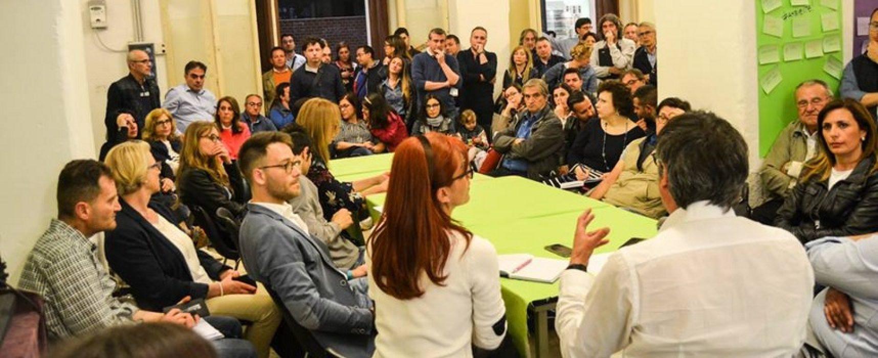 """""""Un passo alla svolta"""" discute di cultura, socialità e partecipazione al secondo tavolo programmatico"""