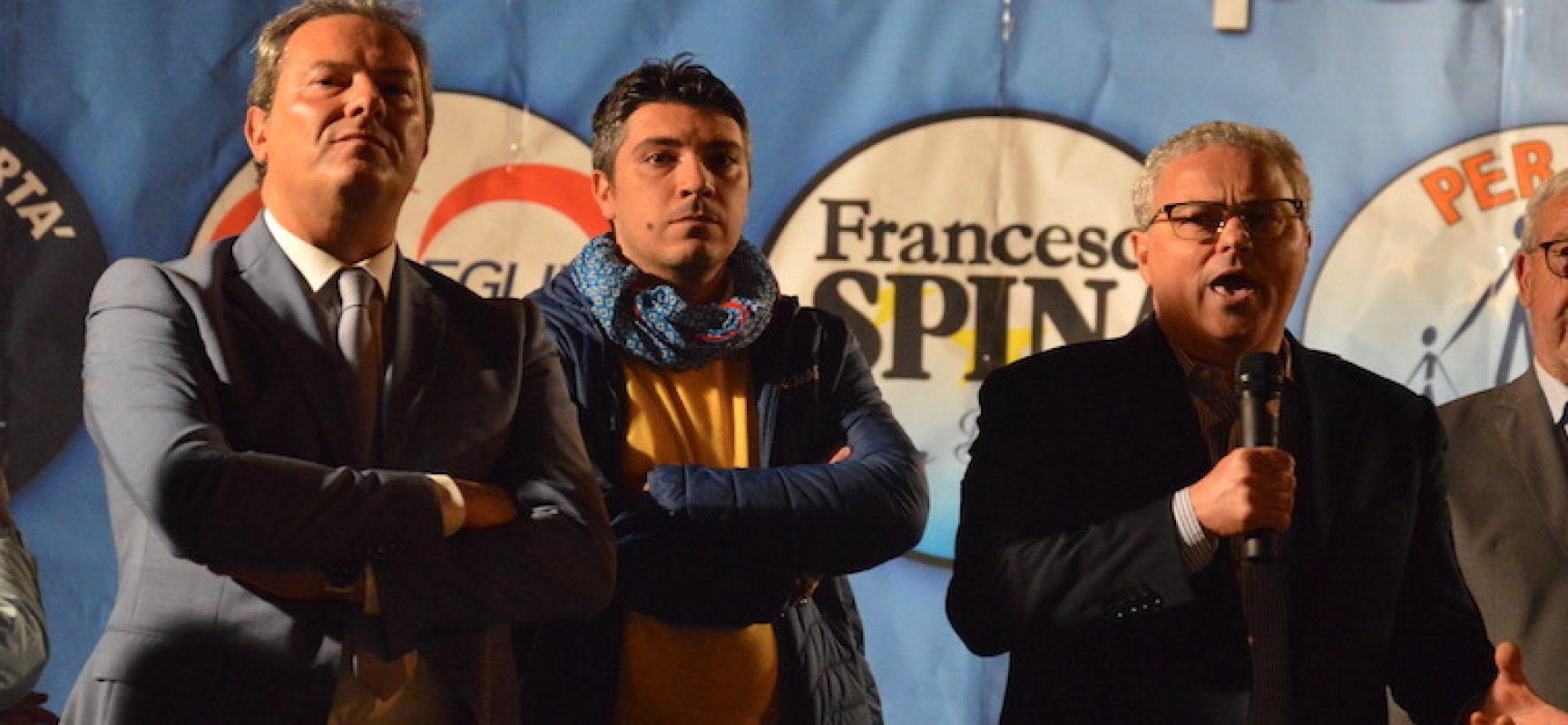 """Spina ufficializza sostegno a Napoletano e presenta liste civiche: """"Lui figura non politicizzata"""""""