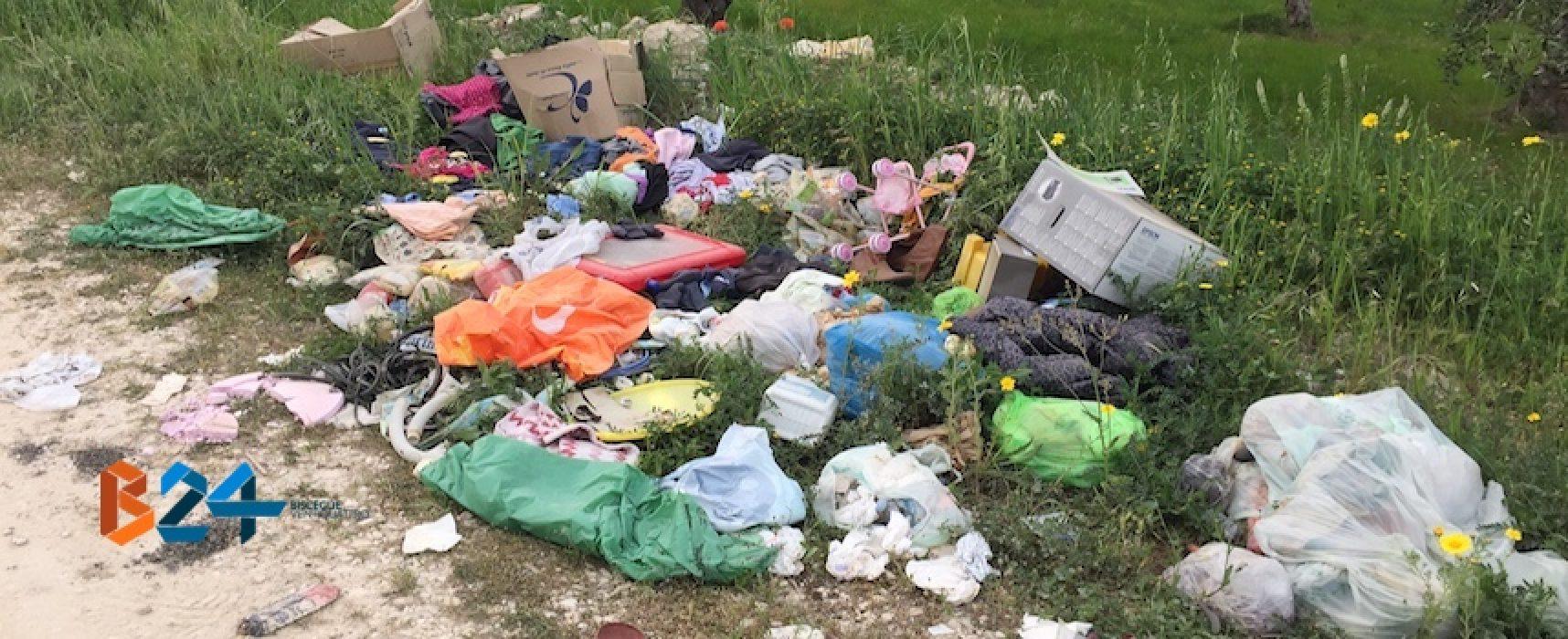 L'amministrazione comunale propone un tavolo tecnico contro l'abbandono rifiuti