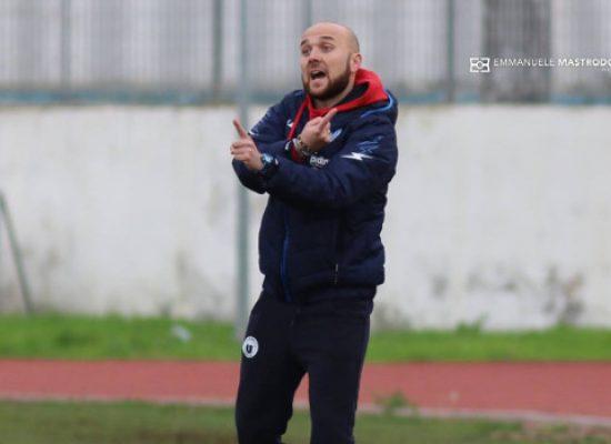 Unione Calcio in campo nel recupero contro l'Omnia Bitonto