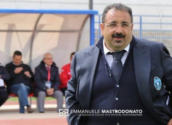 """Bisceglie calcio, Mancini: """"O si gioca da squadra o andremo in difficoltà"""""""