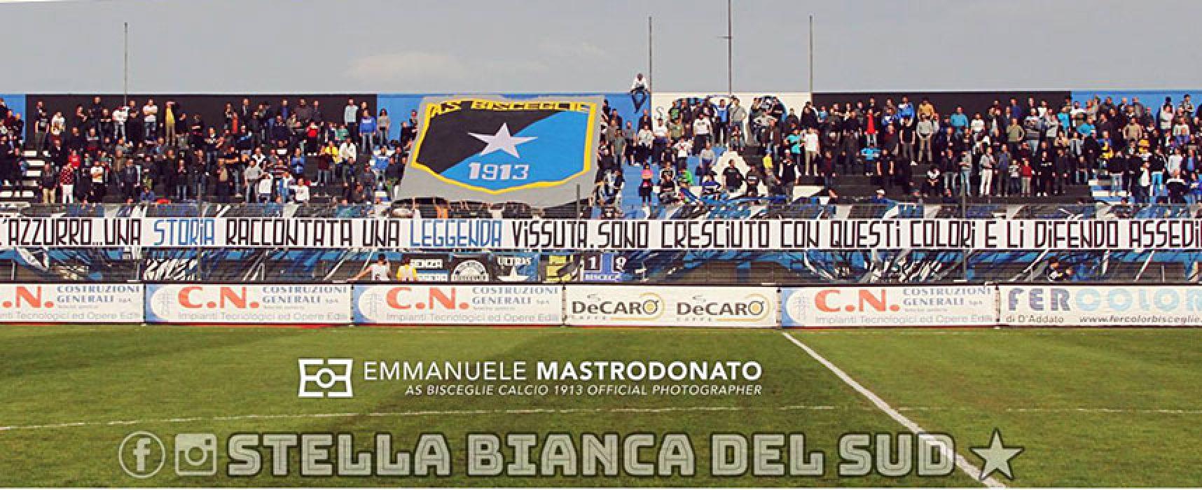 """Bisceglie calcio, Mancini: """"Squadra irriconoscibile nel primo tempo, leggermente meglio il secondo"""""""