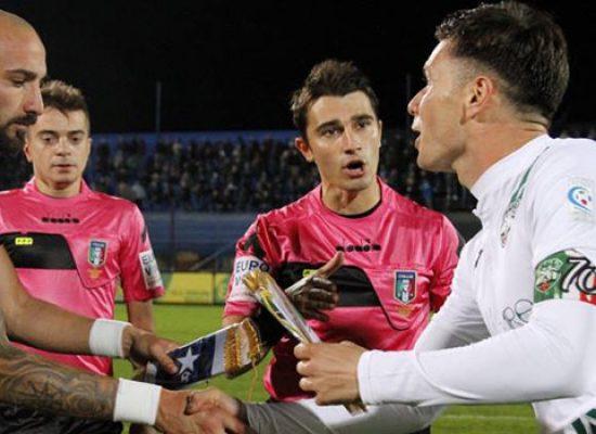 """Bisceglie, Mancini: """"A Monopoli mi aspetto una reazione importante da parte di tutti"""""""