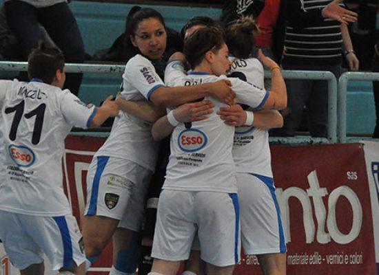 Il migliore Bisceglie Femminile dell'anno travolge la capolista AZ Gold Futsal