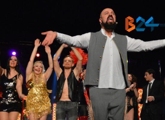 """La compagnia Fagipamafra riporta in scena il musical """"Burlesque"""" / DETTAGLI"""