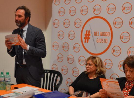 """Gianni Casella: """"Non siamo donne e uomini di sistema, ma al servizio della comunità"""""""