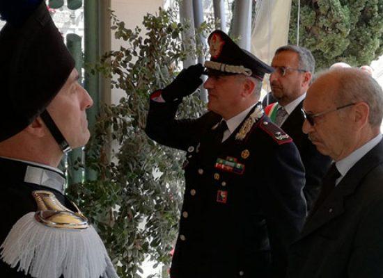 Ieri cerimonia di commemorazione per il Maresciallo De Trizio a 12 anni dalla scomparsa