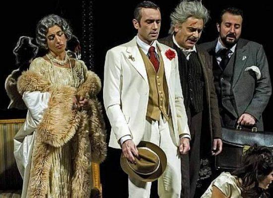 """""""Il berretto a sonagli"""", ultimo appuntamento della sezione prosa del Teatro Garibaldi"""