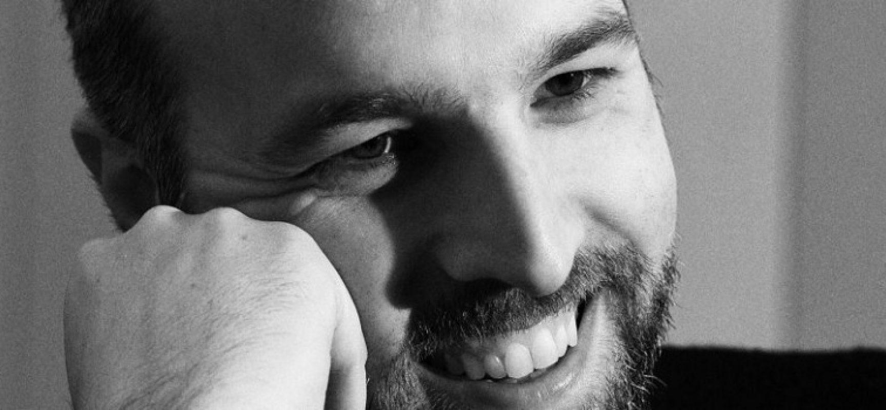 """Lo scrittore Lorenzo Marone presenta alle Segherie """"Un ragazzo normale"""""""