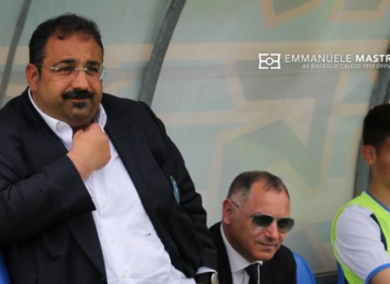 """Bisceglie Calcio, al """"Ventura"""" contro la Casertana. Mancini: """"Chiudere al meglio con nostri tifosi"""""""