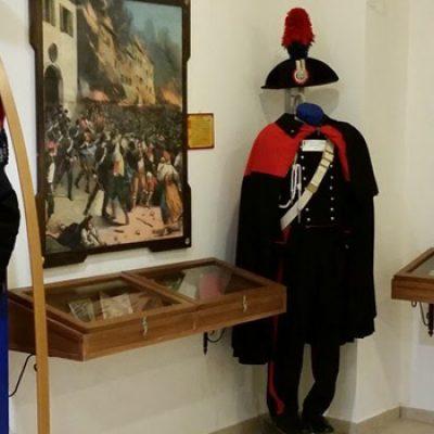 """Da oggi la mostra """"museo storico dell'arma dei Carabinieri"""" a Bisceglie"""