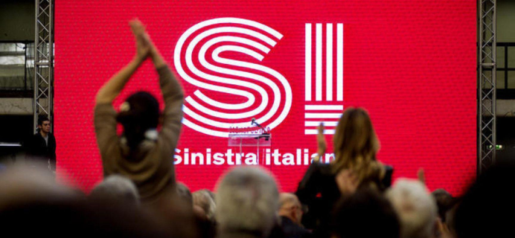 Risultati immagini per sinistra italiana