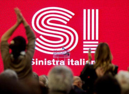 """Amministrative, Sinistra Italiana: """"Nessun coinvolgimento diretto alle prossime elezioni"""""""