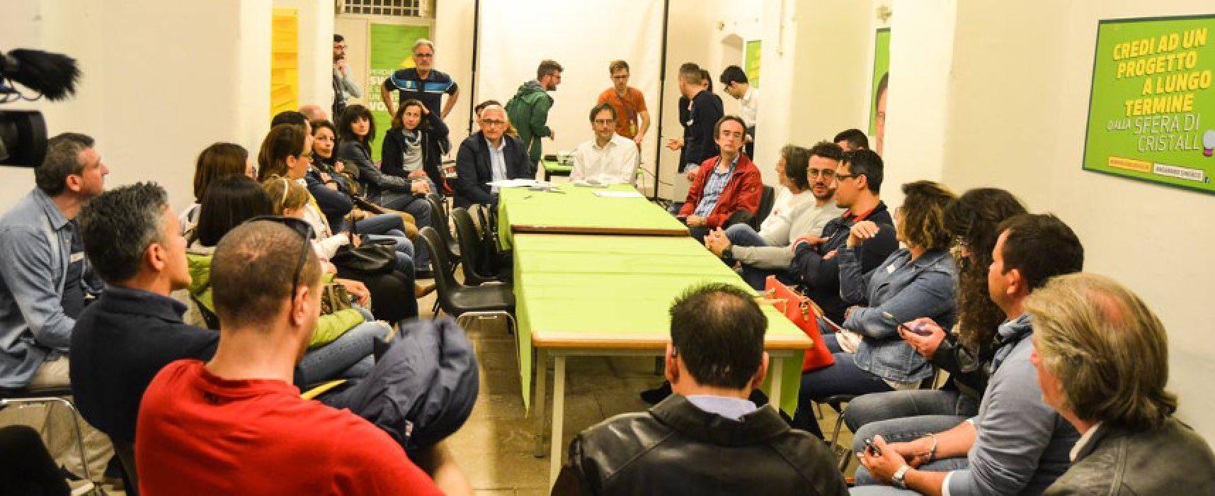 """Primo tavolo programmatico coalizione Angarano: """"condivisione è nostra bandiera"""""""