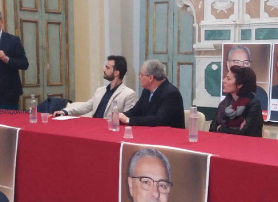 """Candidatura Napoletano, Spina (Pd): """"Fata stia con noi, uniti si vince"""" / VIDEO"""