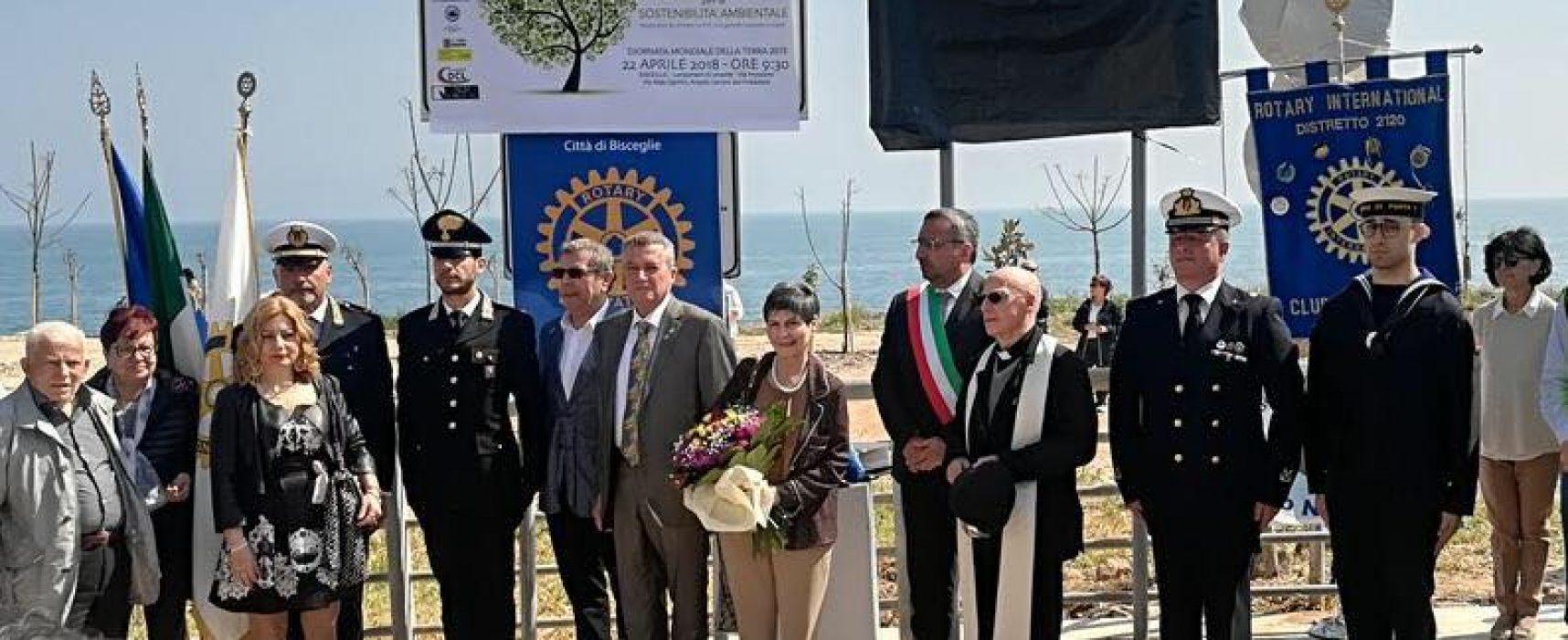 """Oggi a Bisceglie incontro-convegno, """"Il Rotary per la Sonstenibilità Ambientale"""""""
