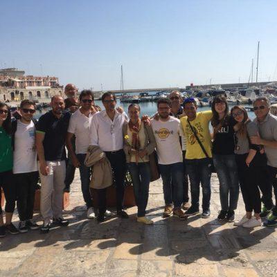 Il tour dei quartieri di Angelantonio Angarano arriva in zona Seminario e Cittadella