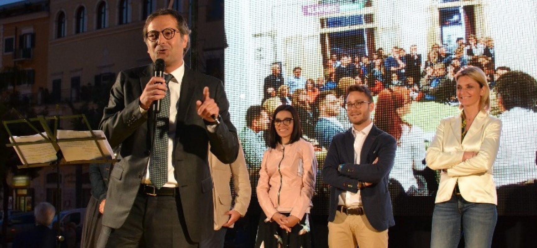 """""""Un passo alla svolta"""", comizio d'apertura di Angarano: """"Riavvicineremo i cittadini alle istituzioni"""""""