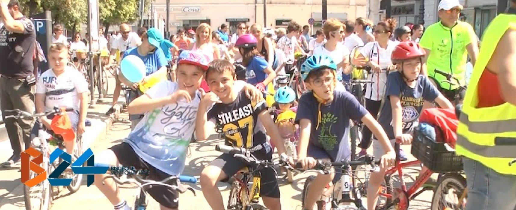 Torna Bimbimbici, evento organizzato da Biciliae per promuovere l'utilizzo della bici