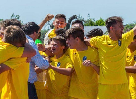 Bisceglie under 15, l'ultimo ostacolo alle Final Four si chiama Gubbio