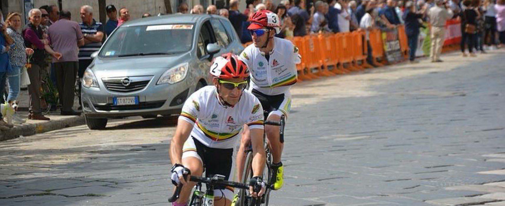 Ciclismo: Cavallaro protagonista a Santeramo in Colle e Ruvo di Puglia