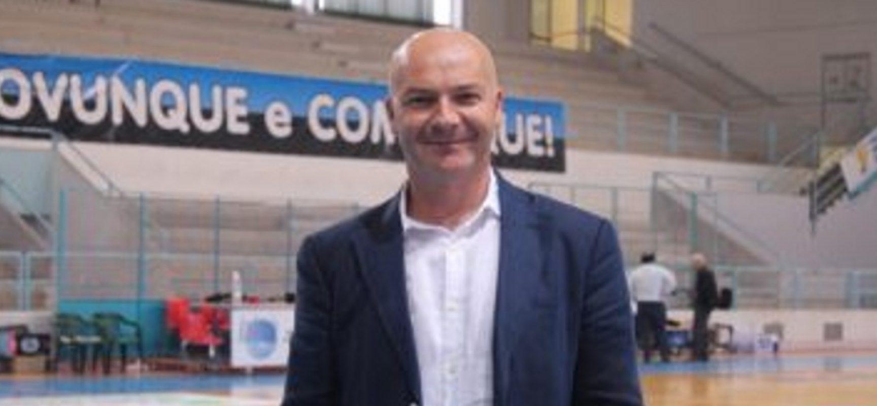 Basket, Sergio Di Nardo si dimette dal ruolo di direttore sportivo della Di Pinto Panifici