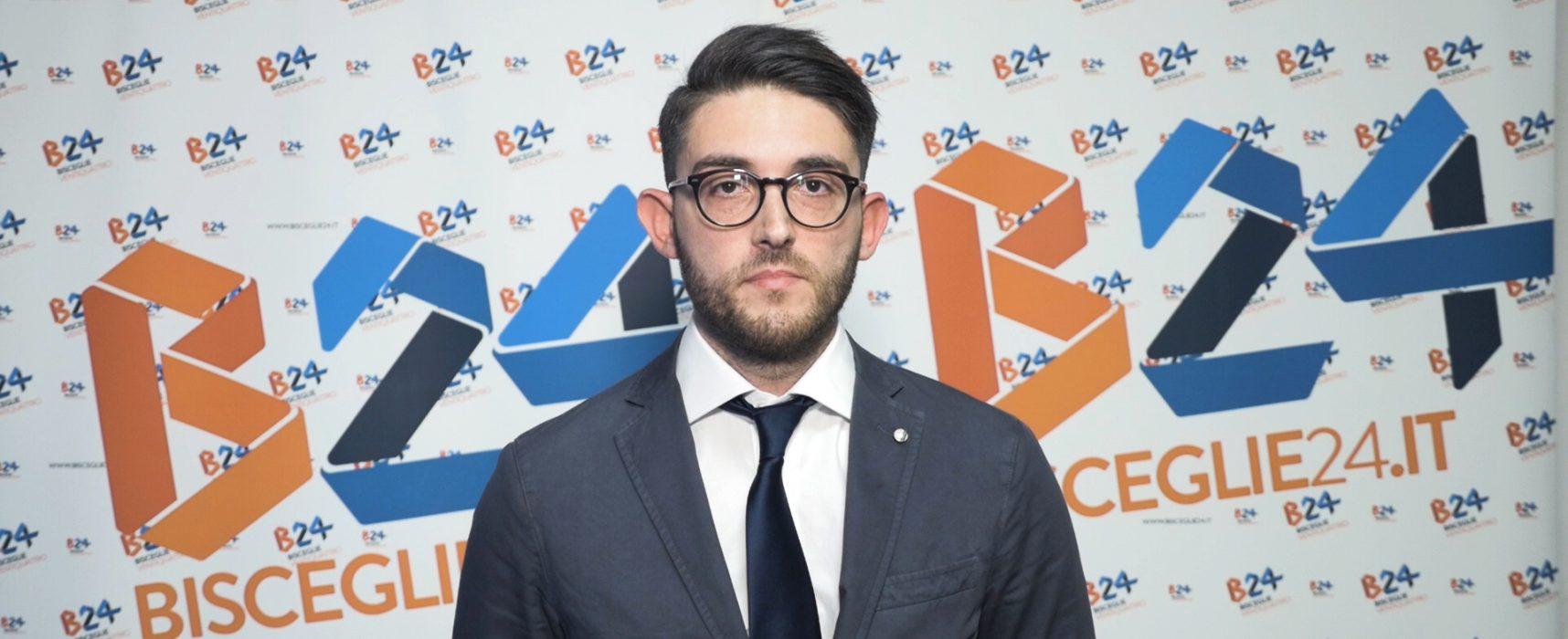 """""""Consiglieri 24"""", la rubrica per conoscere i candidati / Fabio Troilo – VIDEO"""