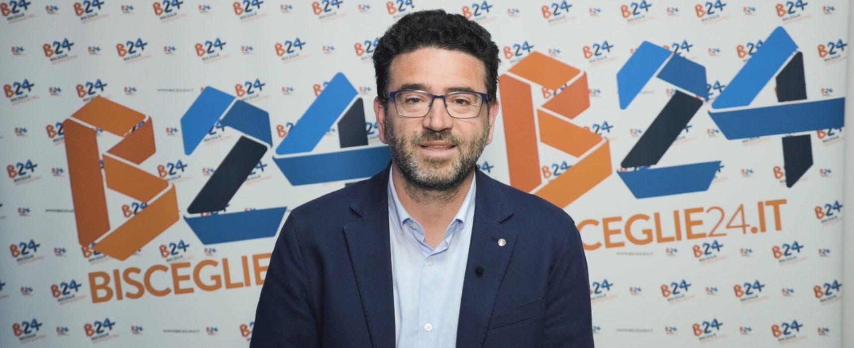 """""""Consiglieri 24"""", la rubrica per conoscere i candidati / Mauro Lorusso – VIDEO"""