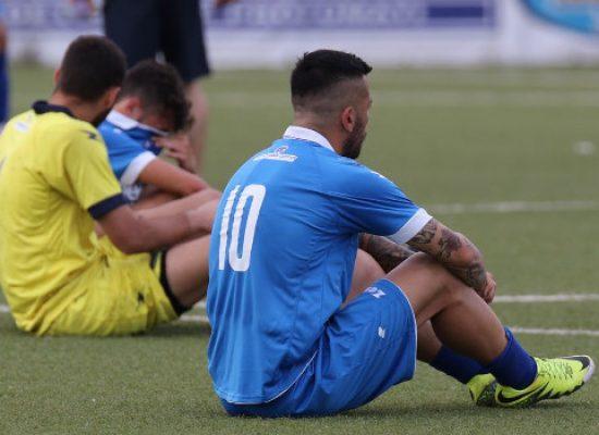 Unione Calcio retrocessa in Promozione, decisivo il pareggio a Barletta
