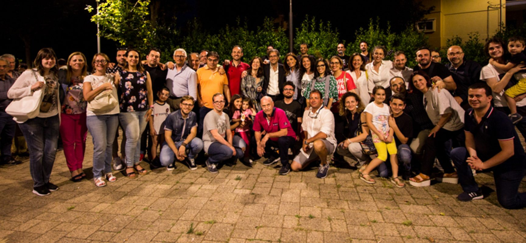 """Angarano dal quartiere San Pietro: """"Mai più degrado nelle aree verdi"""""""