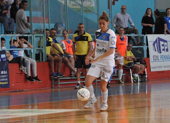 Domani atteso derby playoff tra Bisceglie Femminile e Futsal Molfetta
