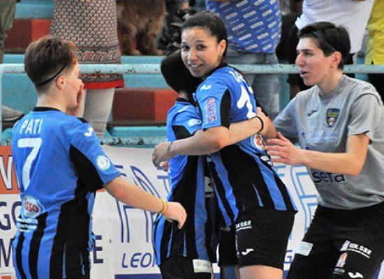 Un Bisceglie Femminile talento e sofferenza conquista la finale playoff per la serie A