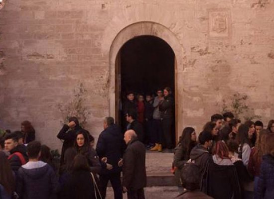 Chiesa santa Margherita, incontro sul restauro dei sepolcri Falcone