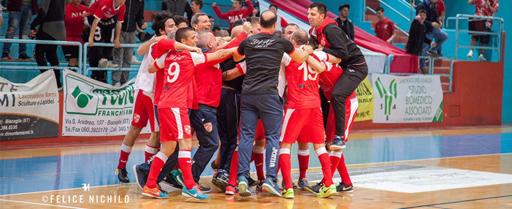 La Diaz ospita al PalaDolmen il Venafro nel primo turno dei playoff nazionali