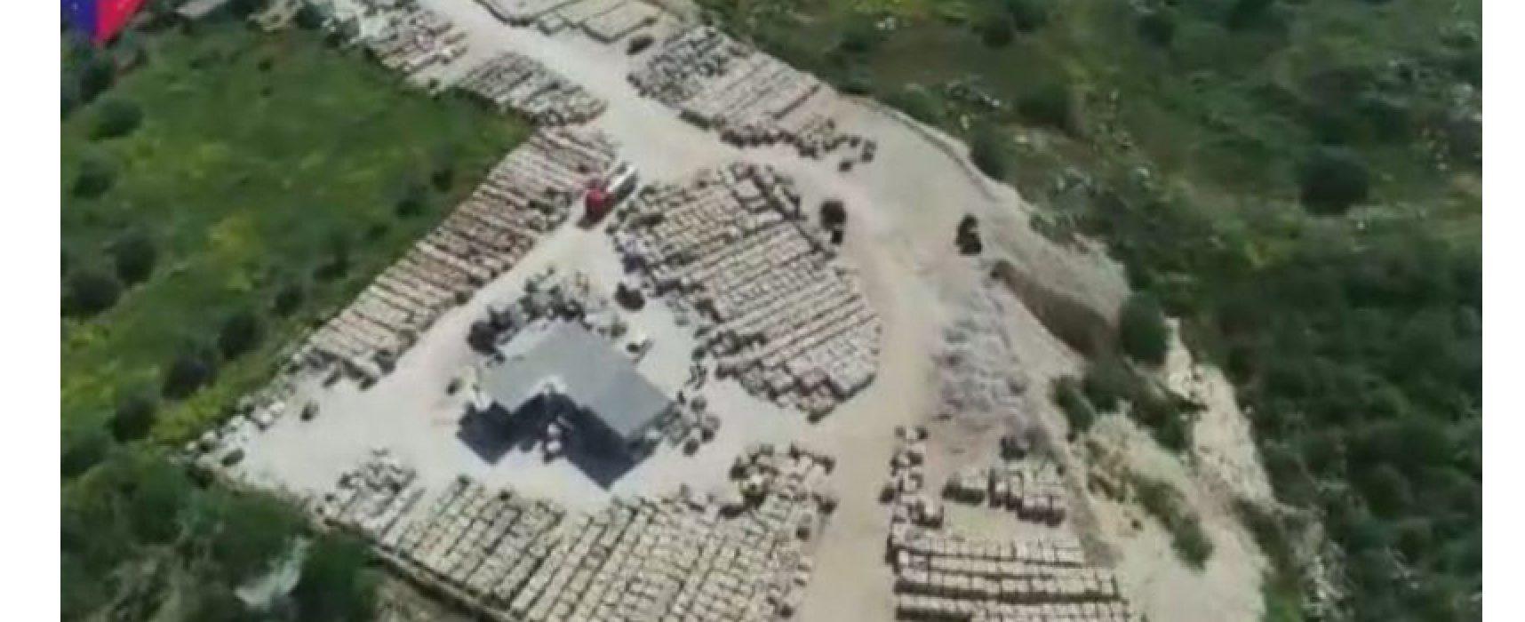 Sequestrata discarica abusiva tra Bisceglie e Trani, 4 denunce / VIDEO