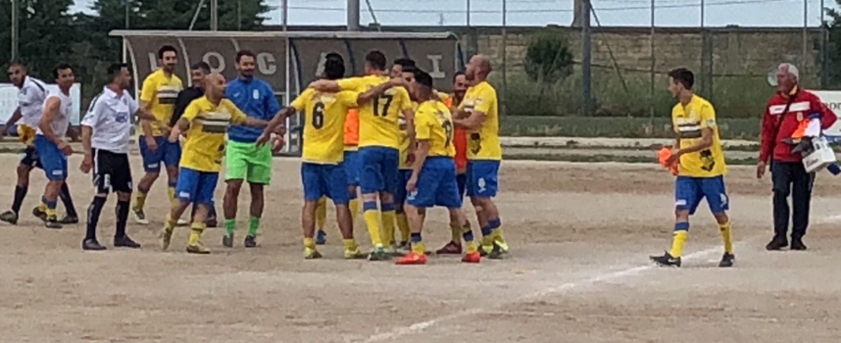 Il Don Uva espugna Stornarella e vince il campionato, terza promozione consecutiva!